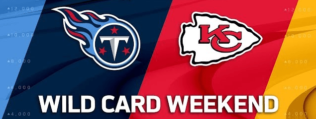 Pronósticos NFL | Wildcard: Tennessee vs. Kansas City | 6-1-2018