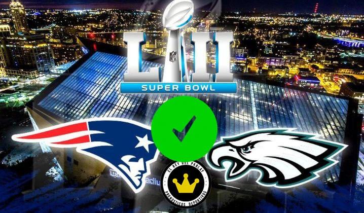 ¡ACERTADO! El Touchdown del Super Bowl
