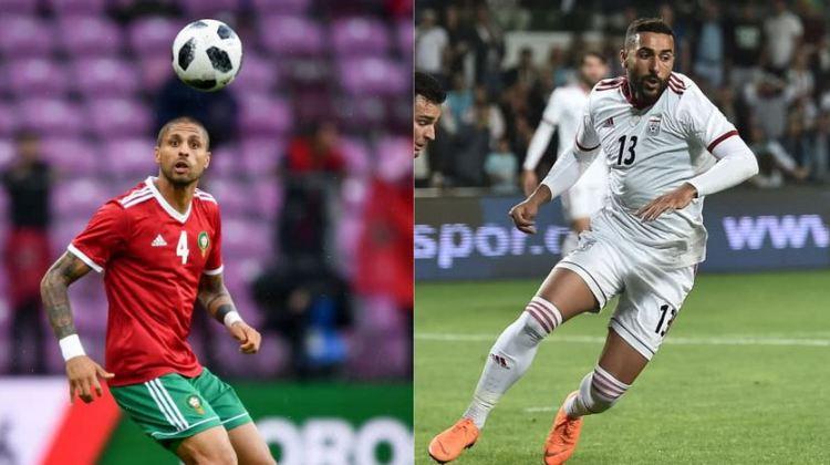 Marruecos vs. Iran   Grupo B Mundial Rusia 2018   15-6-2018