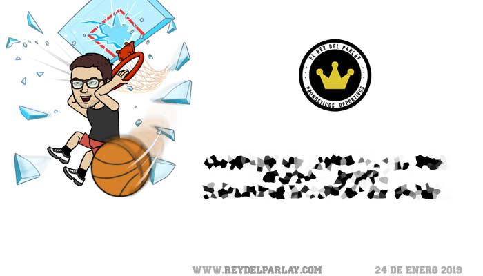 24-1-2019 | Jueves de basket