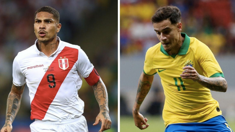 Pronósticos Copa America   22-06-2019   Perú vs. Brasil