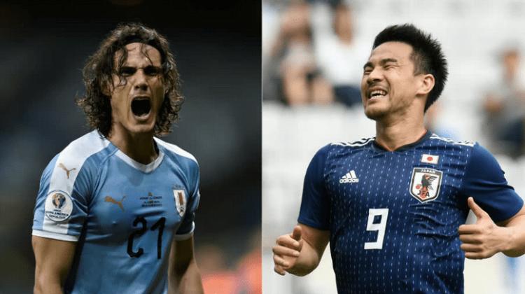 Pronósticos Copa America | 20-06-2019 | Uruguay vs. Japón