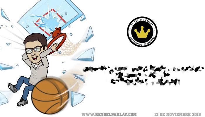 13-11-2019   Parlay 100% basket
