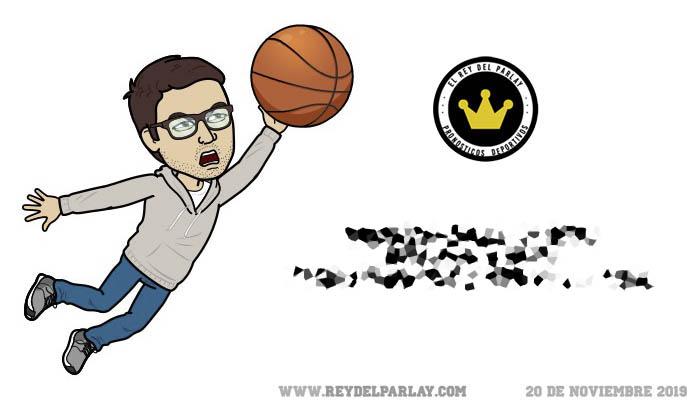 20-11-2019 | Parlay 100% NBA