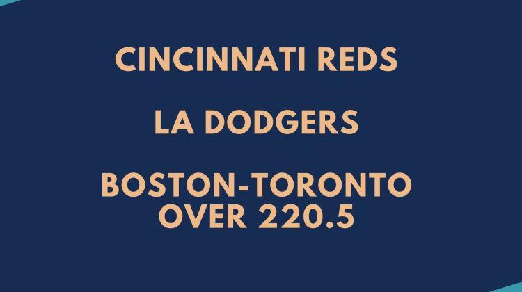 7-8-2020 | Viernes por la noche (MLB + NBA)
