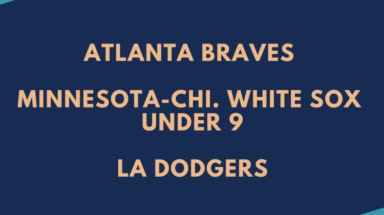 14-9-2020 | Parlay gratis MLB