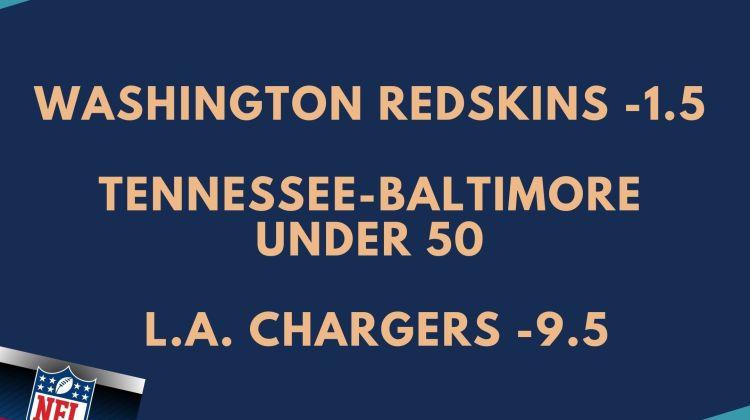 22-11-2020 | Parlay de NFL