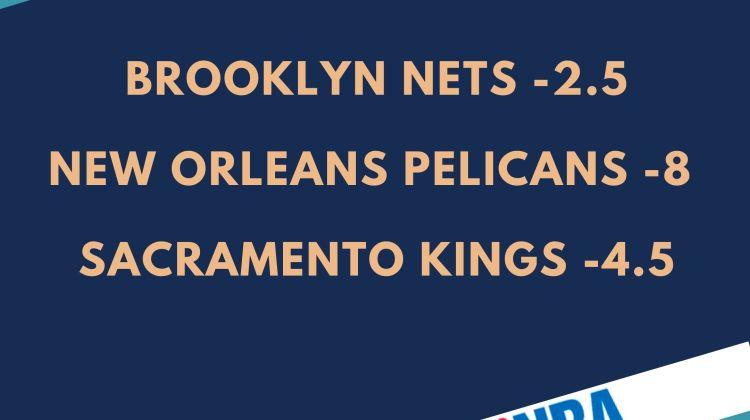11-03-2021 | Parlay de NBA