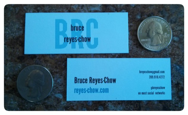 Bruce Reyes-Chow Moo Cards