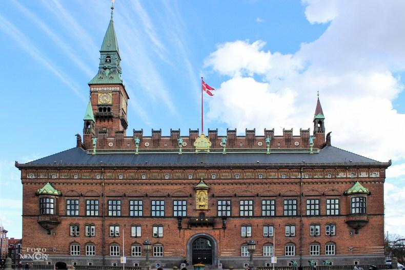 Copenhagen Radhuspladsen