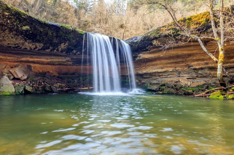 Водопад марф