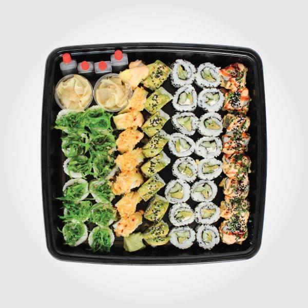 Veislubakkar - Vegan sushi - Reykjavík Asian
