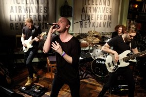 Agent Fresco at Kex Hostel (Iceland Airwaves 2015) by Jeff Obermeyer