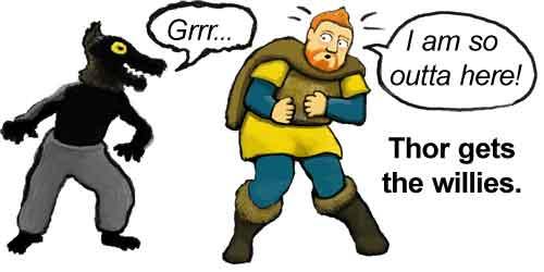 Thor-willies