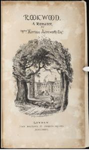 William Harrison Ainsworth's Rookwood (1834).