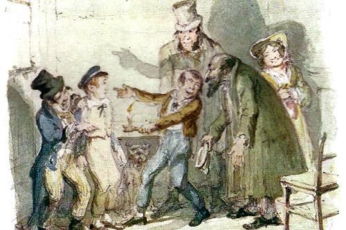 Header - Oliver Twist