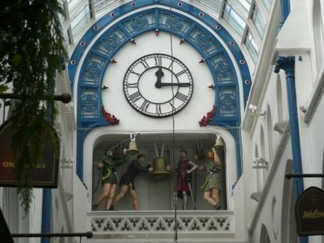 Ivanhoe clock