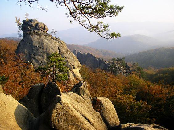 dovbush-rocks