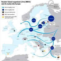 Organized Crime in Latvia