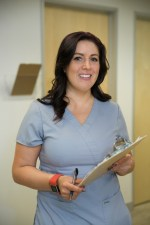 Yolanda is one of our Certified Medical Assistants Staff