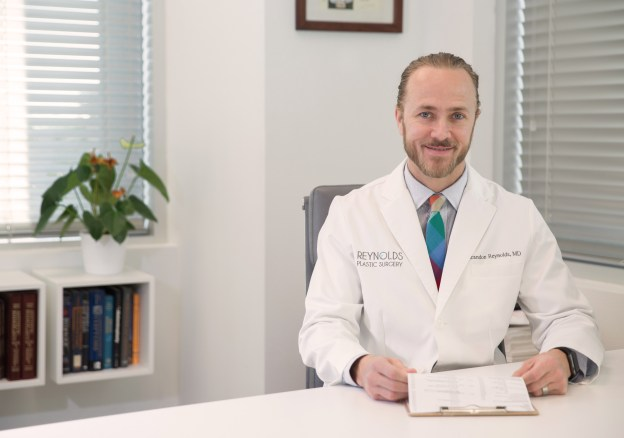 Dr.Brandon Reynolds-Board Certified Plastic Surgeon.