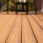 Decking in Bromborough