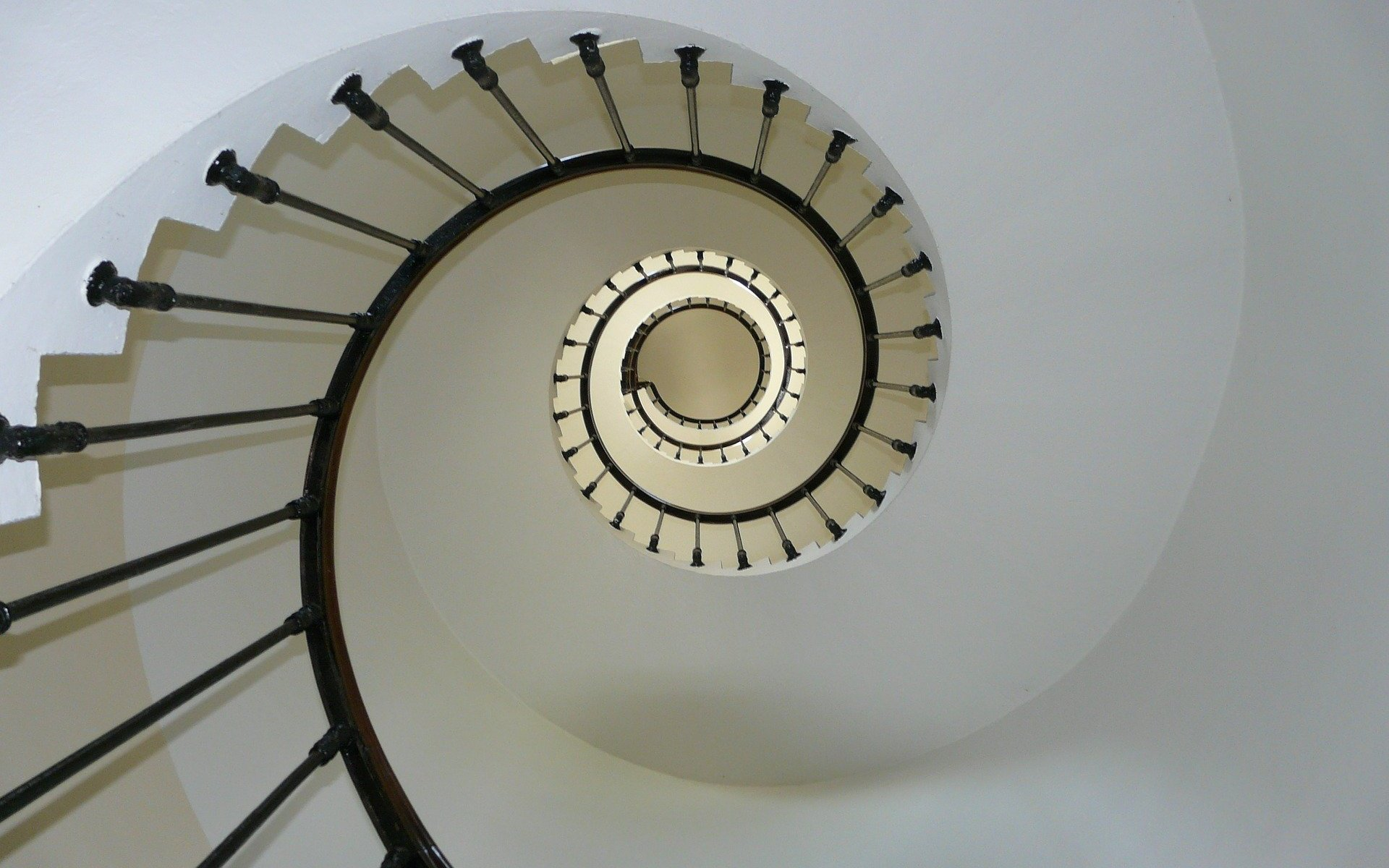 designed staircase