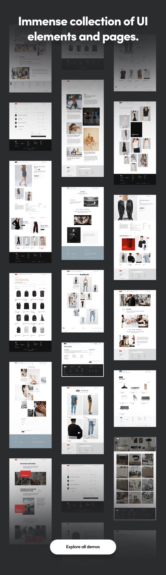 Rey - Fashion & Clothing, Furniture - 8