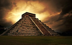 Ancient-Mayan-Pyramid