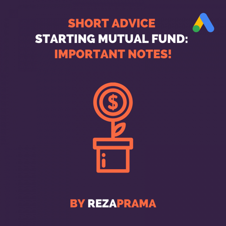 Short Advice Starting Mutual Fund Important Notes
