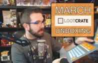 "March 2015 Lootcrate ""Covert"" Unboxing!"