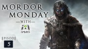 Mordor Monday 05: Shadow of Mordor Gameplay With Bad Gamer