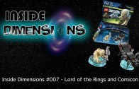 Inside Dimensions #007 – Lord of the Rings and Comicon