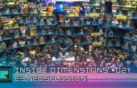 Inside Dimensions #021 – E3 Newsplosion!