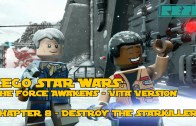 LEGO Star Wars the Force Awakens – PS VITA – Chapter 8 – Destroy the Starkiller