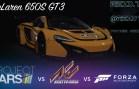 Assetto Corsa vs  Project Cars vs  Forza Motorsport 6 Xbox One