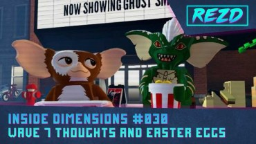 Inside Dimensions #030 – Wave 7 Thoughts and Easter Eggs