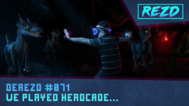 DeREZD #071 – We Played Herocade…