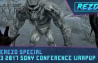 DeREZD E3 2017 Sony Press Conference Special