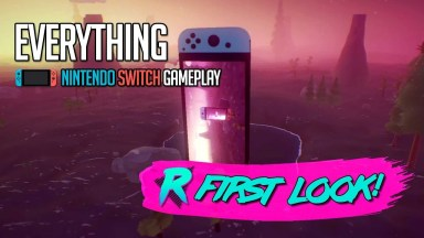 Everything - First Look - Nintendo Switch