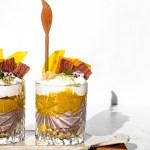 Vegan Halo Halo Chia Pudding Recipe