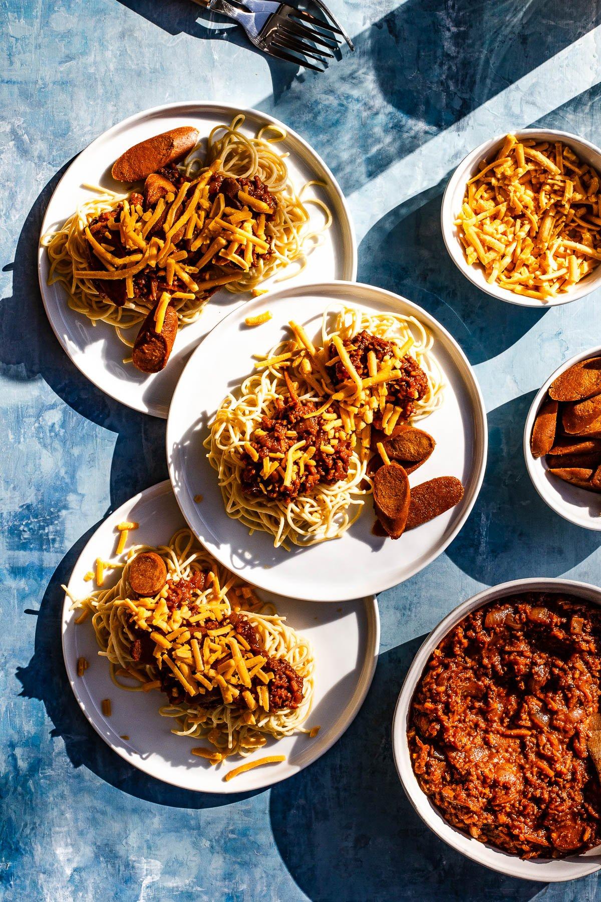 Vegan Filipino Spaghetti