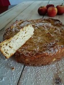 Toskanische Apfeltorte