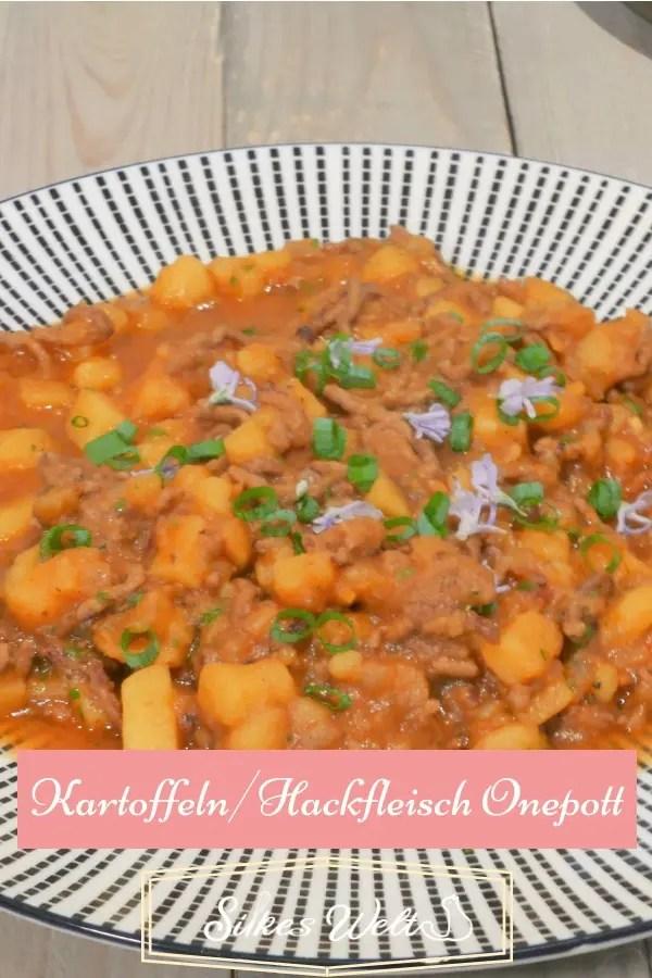 Kartoffel Hackfleisch Onepott