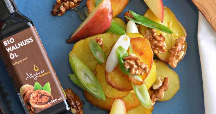 Älpler Röstkartoffeln mit Apfel