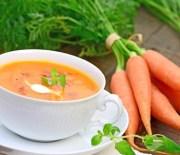 Exotische Orangen-Möhren-Suppe fast ohne Kohlenhydrate