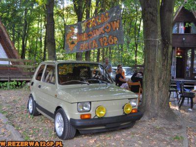 Przedstawiciele Fiat Picun Rally Team dotarli na zlot