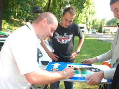 ...a także nasi przyjaciele z Budapesztu - Titan,