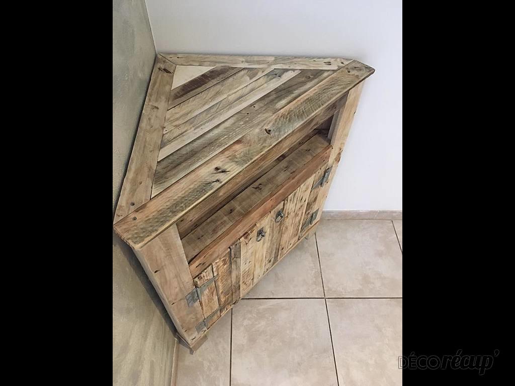 meuble d angle by nana palette par nana