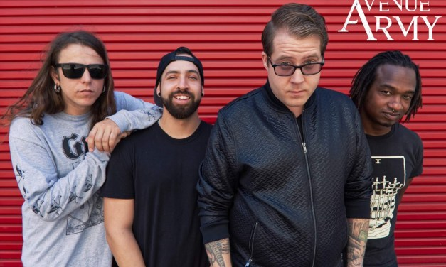 "AVENUE ARMY Releases Lyric Video For New Single ""Making Or Breaking Us"""